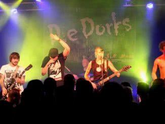 Die Dorks live