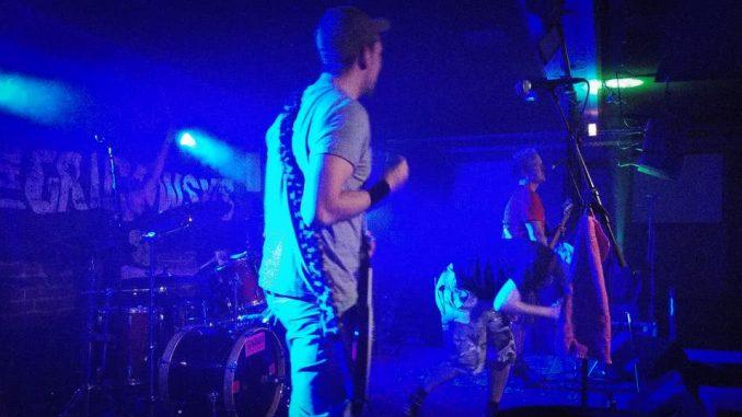 The Grabowskis auf der Bühne